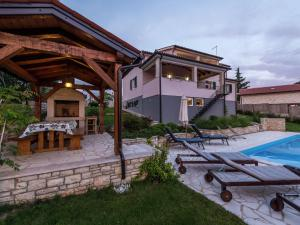 Villa Vesna 1, Vily  Tinjan - big - 30