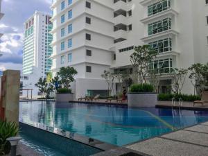Arena Residence De SPICE, Apartments  Bayan Lepas - big - 7