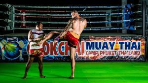 Chokchai Muay Thai