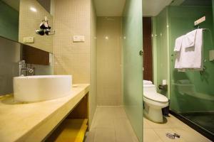 Motel Qinhuangdao Hebei Street Haiyang Road, Hotely  Qinhuangdao - big - 17