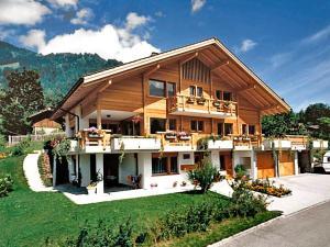 One-Bedroom Apartment Sarbach - Maria Lauberstrasse