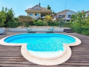 Holiday Home Caldes de Montbui 2806