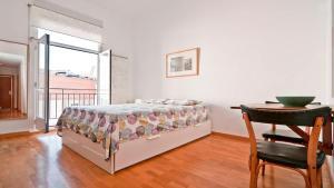 Concepción Jerónima, Apartments  Madrid - big - 9