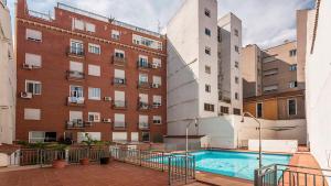 Concepción Jerónima, Apartments  Madrid - big - 28