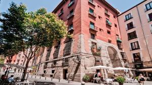 Concepción Jerónima, Apartments  Madrid - big - 25