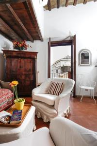 Pantheon Terrace Apartment, Apartmány  Řím - big - 34