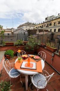 Pantheon Terrace Apartment, Apartmány  Řím - big - 22