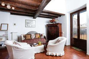 Pantheon Terrace Apartment, Apartmány  Řím - big - 12