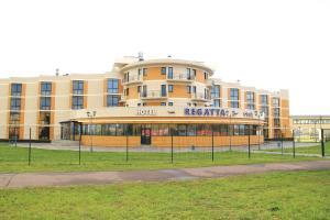 Отель Регата - фото 2