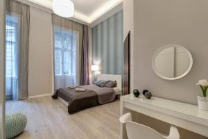 BpR Apáczai Street Design Apartment, Appartamenti  Budapest - big - 7