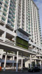 Arena Residence De SPICE, Apartments  Bayan Lepas - big - 26