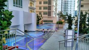 Arena Residence De SPICE, Apartments  Bayan Lepas - big - 18