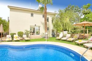 Coral Bay Villa 10, Villas  Peyia - big - 31