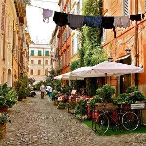 Trastevere Vicolo Deluxe Apartments