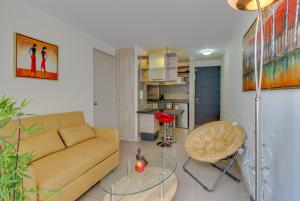 Aventuras en Santiago, Appartamenti  Santiago - big - 1