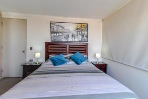 Aventuras en Santiago, Appartamenti  Santiago - big - 22