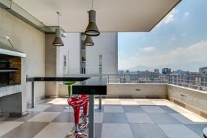 Aventuras en Santiago, Appartamenti  Santiago - big - 26