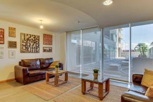 Aventuras en Santiago, Appartamenti  Santiago - big - 28