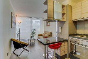 Aventuras en Santiago, Appartamenti  Santiago - big - 29