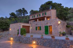 La Galera Deià, Prázdninové domy  Deià - big - 27