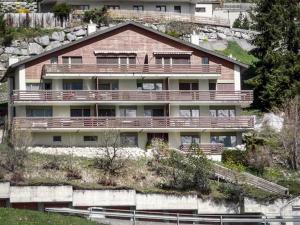 One-Bedroom Apartment with Garden in Engelberg 2