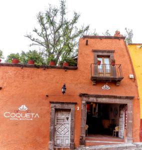 Coqueta Hotel Boutique