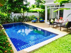 The Greens 7 Rawai 2 Bedrooms Villa
