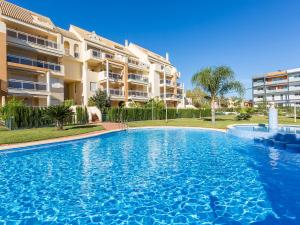 Apartment Residencial Los Sauces.2, Дениа