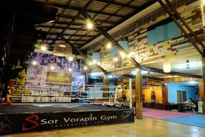 Sor Vorapin Muay Thai Home, Проживание в семье  Бангкок - big - 34