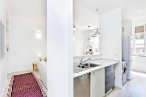 St. Peter Station Apartment Barzellotti, Appartamenti  Roma - big - 6