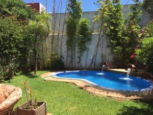 Maison Les beaux rivages, Vily  Dar Bouazza - big - 22
