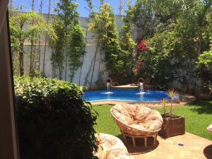 Maison Les beaux rivages, Vily  Dar Bouazza - big - 14