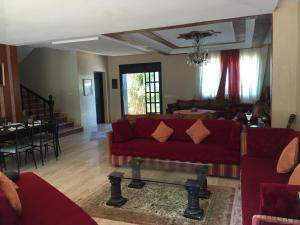 Maison Les beaux rivages, Vily  Dar Bouazza - big - 5