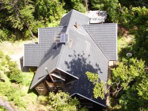 Casa autónoma Tepuhueico