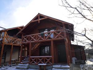 Wooden House-floor