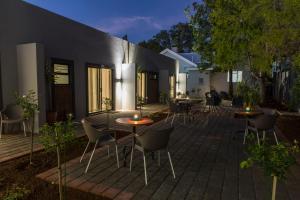 Touching senses Garden Cottages