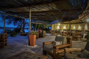 The Big 5 Chobe Lodge, Kunyhók  Kasane - big - 4