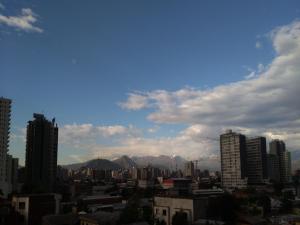 Finis Terra Suites 2, Apartmány  Santiago - big - 16