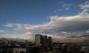 Finis Terra Suites 2, Apartmány  Santiago - big - 15
