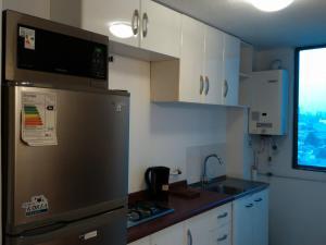 Finis Terra Suites 2, Apartmány  Santiago - big - 12