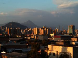 Finis Terra Suites 2, Apartmány  Santiago - big - 10