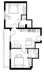 Gästehaus Sonnweber, Vendégházak  Mieming - big - 20