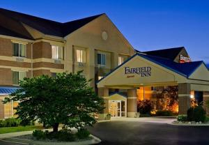 Nearby hotel : Fairfield Inn Battle Creek