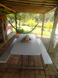 Rancho Hostal La Escondida Eco Park, Bed & Breakfast  Teopisca - big - 20