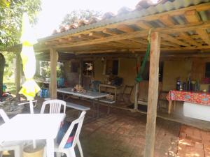 Rancho Hostal La Escondida Eco Park, Bed & Breakfast  Teopisca - big - 18