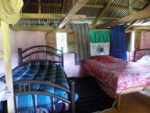 Rancho Hostal La Escondida Eco Park, Bed & Breakfast  Teopisca - big - 10