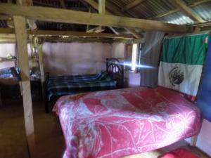 Rancho Hostal La Escondida Eco Park, Bed & Breakfast  Teopisca - big - 8