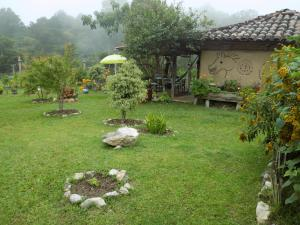 Rancho Hostal La Escondida Eco Park, Bed & Breakfast  Teopisca - big - 4