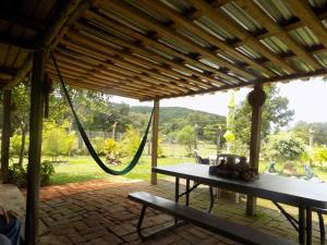 Rancho Hostal La Escondida Eco Park, Bed & Breakfast  Teopisca - big - 161
