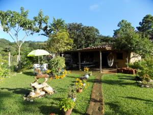 Rancho Hostal La Escondida Eco Park, Bed & Breakfast  Teopisca - big - 155